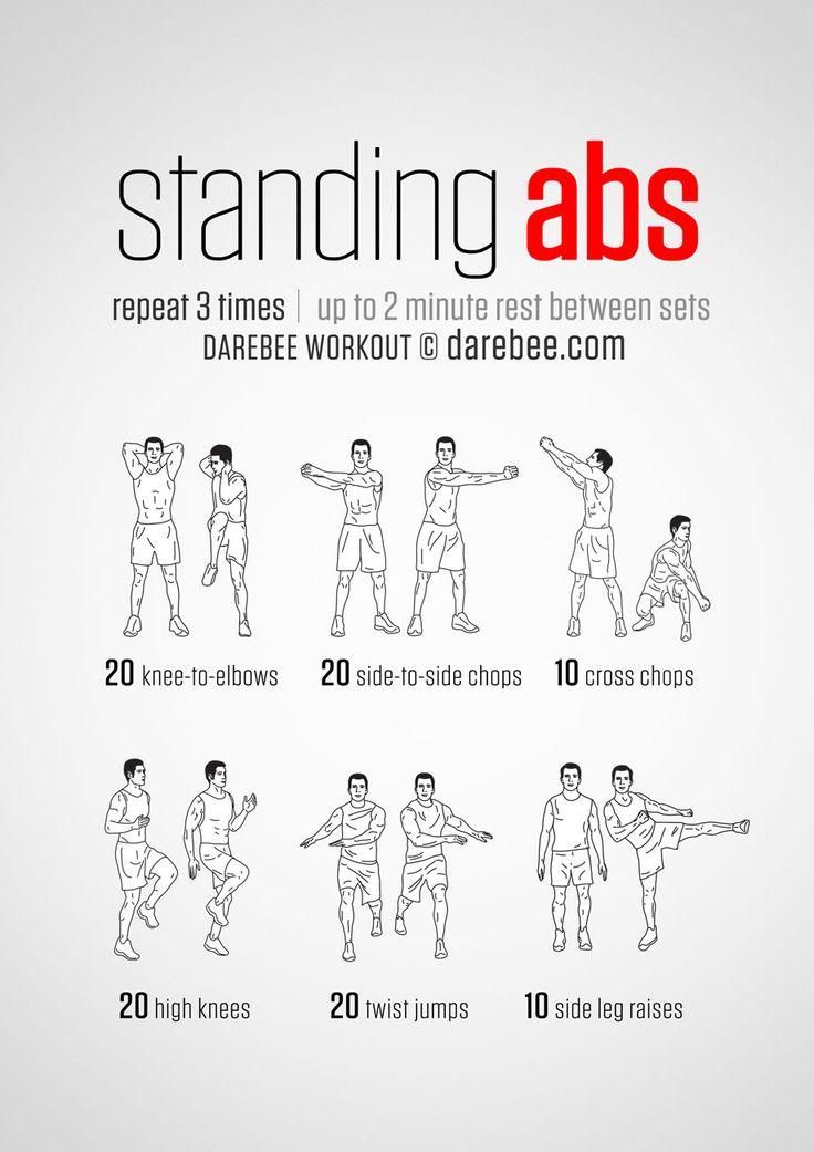 Haga ejercicio para perder grasa de la pierna