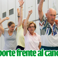 El deporte protege frente al cancer