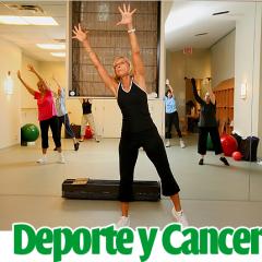 Deporte y cancer
