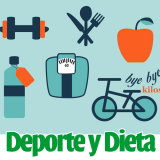 Deporte, dieta y nutrición