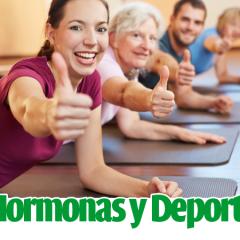 Hormonas en el Deporte