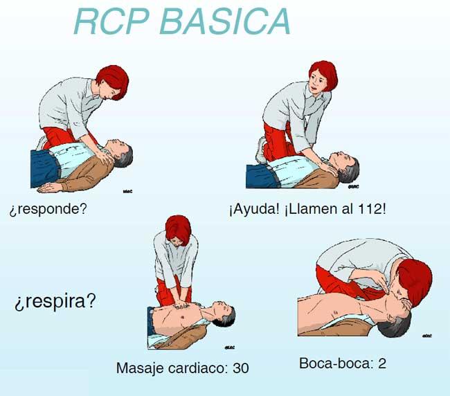 Resucitación Cardio Pulmonar - Deporte Salud